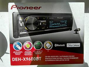 Автомагнитола Pioneer DEH-X9600BT, фото 2