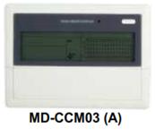 Пульт дистанционного управления центральный Midea CCM03, фото 2