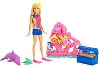 """Игровой набор """"Сокровища Океана"""" из м/ф """"Магия Дельфинов / Barbie Dolphin Magic Ocean Treasure Playset"""