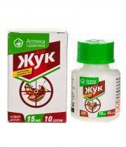 Ато Жук інсектицид 15 мл Аптека Садівника, Укравіт, фото 2