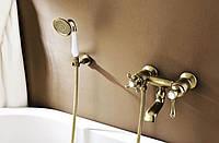 Смеситель для ванной Kern 3024 BRONZE SVAROVSKI, фото 1