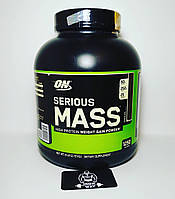 Optimum Nutrition Serious Mass 2.72 kg (Шоколад)