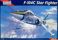 F-104C Starfighter 1/72 MONOGRAM 85-5240