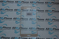 Стекло корпуса для мобильного телефона Samsung A7 золотое