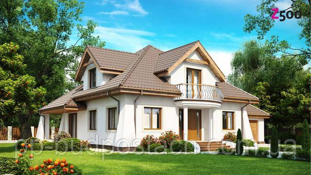 Как построить загородный дом.