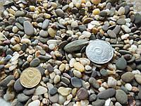 Галька морская крымская 5-10 мм