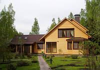 Как построить загородный дом