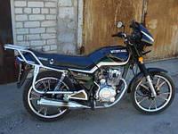 Мотоцикл Musstang MT150-5, фото 1