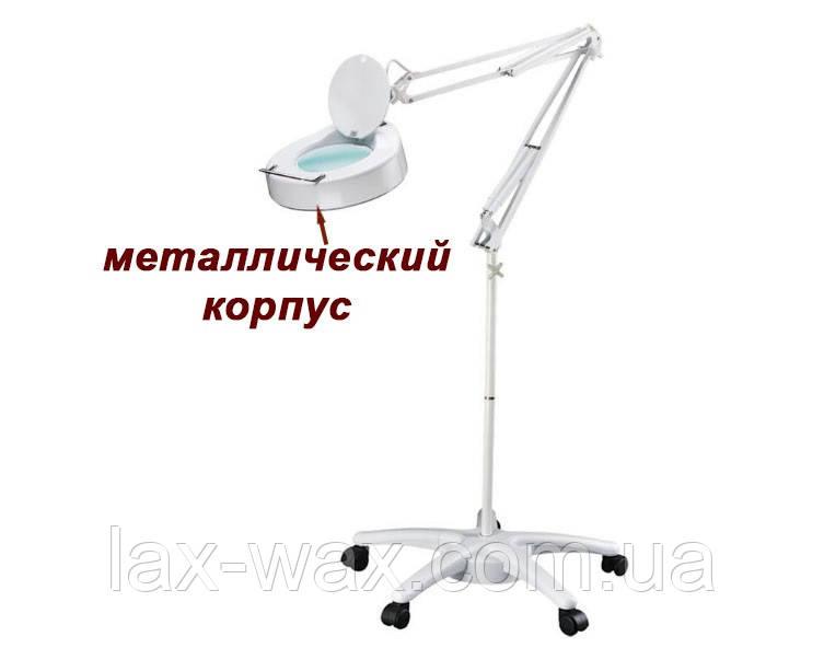 Лампа-лупа на штативе мод. 8064+SMP