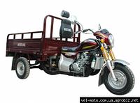Musstang MT150-4V  Трицикл(грузовой мотоцикл,муравей)