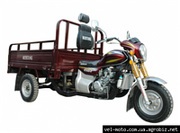 Musstang MT200-4V  Трицикл(грузовой мотоцикл,муравей)