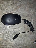 Брендовая оптическая мышь Dell MS111 USB Optical Mouse Black USB