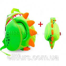 Набор Дракончик  (рюкзак + сумка) + (2 цвета)