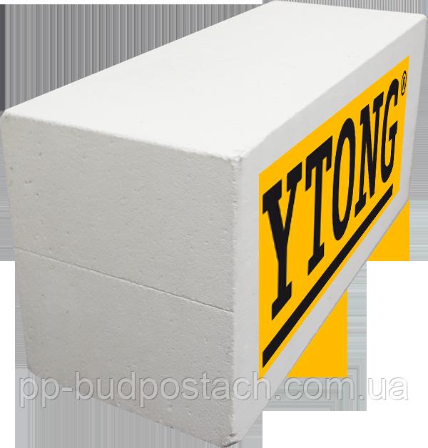 Газобетонный блок, газосиликатный блок Ytong