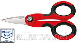 Ножницы электрика универсальные из нержавеющей стали Professional electric, Wiha 29420