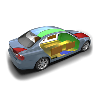 Шумоизоляционные материалы для автомобиля