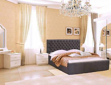 Кровать полуторная Кембридж