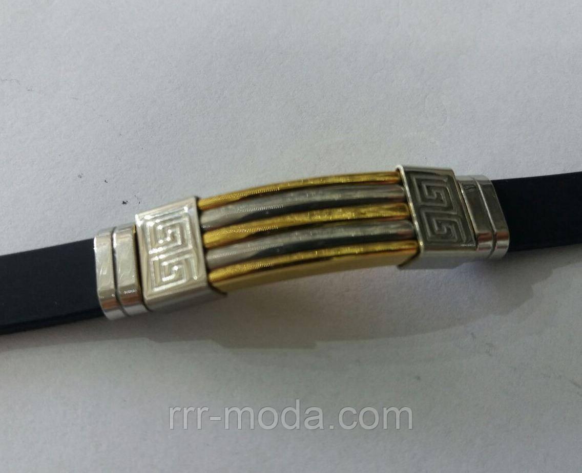 Модные подарки, каучуковые браслеты для мужчин оптом 196 - Бижутерия оптом «R. R. R.» в Одессе