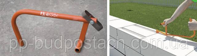 Перечень инструментов для газобетона