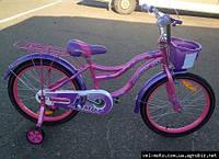 Детский велосипед Azimut Kiddy 20, фото 1