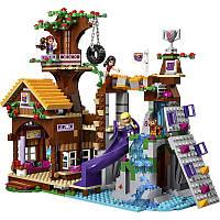 """Конструктор Bela Friends аналог LEGO Friends 10497 """"Спортивный лагерь: дом на дереве"""" ***"""
