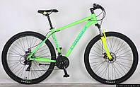 Велосипед CROSSER HUNTER GREEN 29