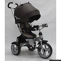 Детский велосипед Т -503 EVA (Krosser)коричневый, фото 1