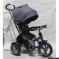 Детский велосипед T -503 EKO AIR (Krosser)серый, фото 1