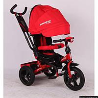 Детский велосипед T-400 EVA (Krosser) красный, фото 1