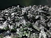 Цветная крошка  для ландшафтного дизайна черная