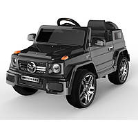 Детский электромобиль джип T-785 BLACK  ***