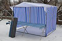 Торговая палатка 4 х 2 м