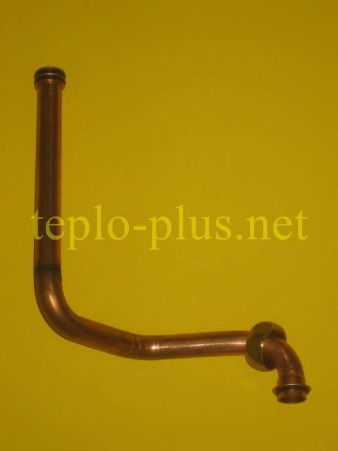 Трубка теплообменник-трехходовой клапан S10602 Saunier Duval Themaclassic C 25 E/F 25 E, фото 2