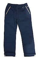 Котоновые брюки для мальчиков оптом ,Grace, 98-128 рр., Арт. B60659