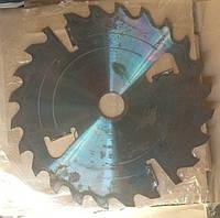 Диск пильный для циркулярных пил 400х50х24+4