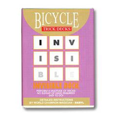 Трюкова колода | Bicycle Invisible deck