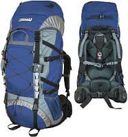 Рюкзак туристический Terra Incognita Trial 55 синий/светло-серый