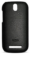 Чехол-накладка KuboQ для HTC Desire SV (T326e) чёрная