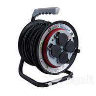 Электрический удлинитель Electraline 49125, 30 м, 3х1,5 мм