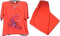 Пижама люкс Турция 100% хлопок размер 5XL ( наш размер 56-58)
