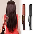 Складная расческа для волос и бороды, усов