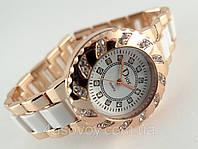 Часы женские - Dior - цвет корпуса и браслета золото