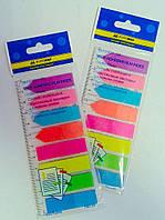 Клейкие закладки. Стикер Neon ВМ.2307-98 Buromax Украина