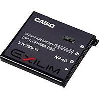 Аккумулятор Casio NP-60 для Exilim EX-Z85 | EX-Z90 | EX-Z80 | EX-Z9 | EX-S12 | EX-FS10