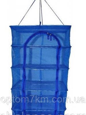 Сушилка для вяления рыбы 50х50х100   5 полок - «На крючке» в Одессе