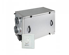Приточно-вытяжная установка ВЕНТС ВУТ 600 Г, VENTS ВУТ 600 Г с рекуперацией тепла
