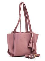 Женская сумка на 3 отделения от Kiss Me опт розница