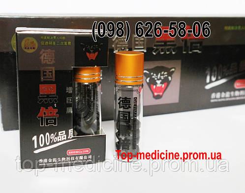 Черная пантера - новое поколение препаратов для потенции. 8800 мг. 10 табл.