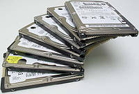 "Винчестер 80GB Western Digital IDE 2,5"" б/у"