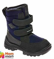 Ботинки зимние для детей Kuoma Crosser Blue/black 1260/19.